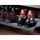 Nakładka półki na buty 45 szara