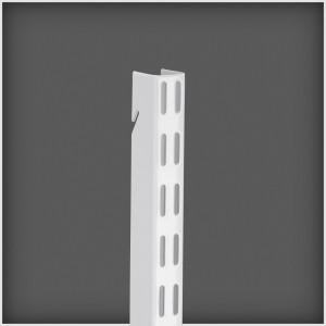 Szyna pionowa H214 biała